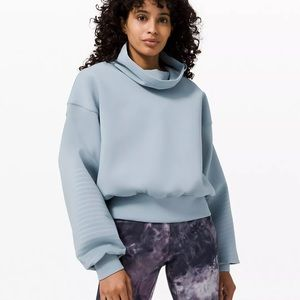 Lululemon Full Flourish Pullover